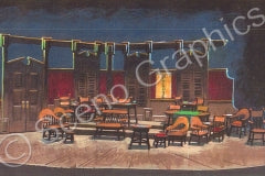 """1776"" Musical Theatre Set, ScenoGraphics design. Rent Design Pak© to build yourself! DIY Sets, blueprints, guide to set building, high school, college, community theater. Play."