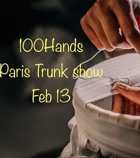 Final call for the london trunk show.