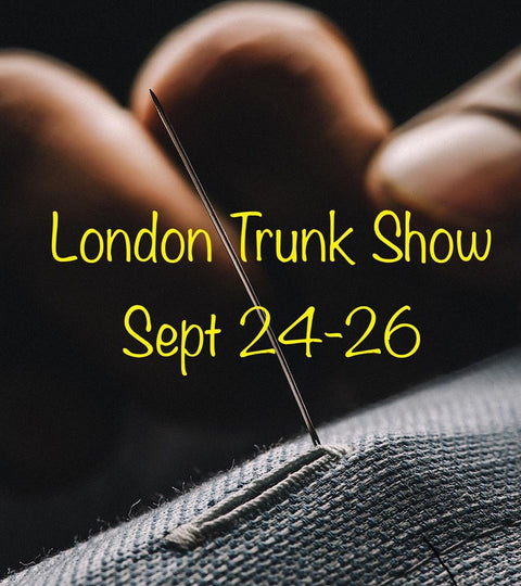 100Hands Last Trunk Show in London
