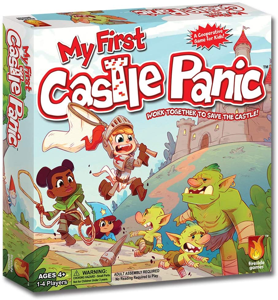 My 1st Castle Panic Accessibility COMBO Kit