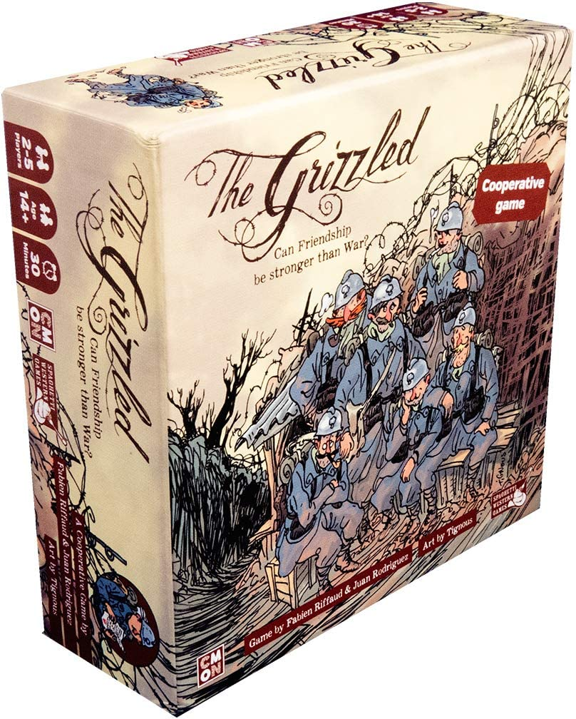 The Grizzled Accessibility Kit