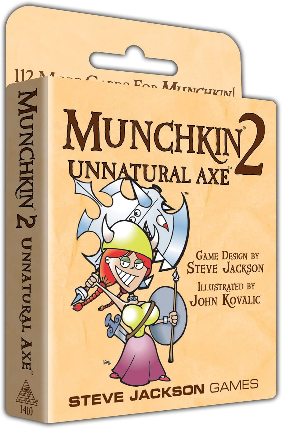 Munchkin Expansions - Accessibility kits