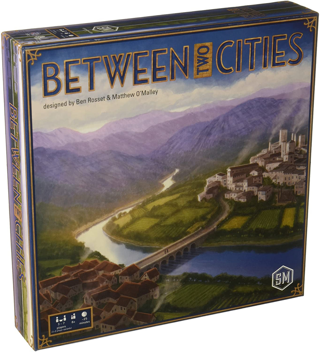Between Two Cities Accessibility COMBO Kit