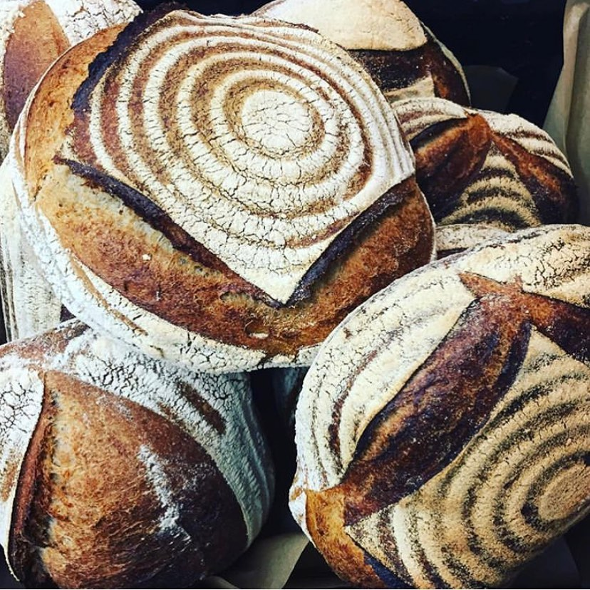 Light Rye Sourdough