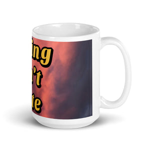 Hating Isn't Cute Mug