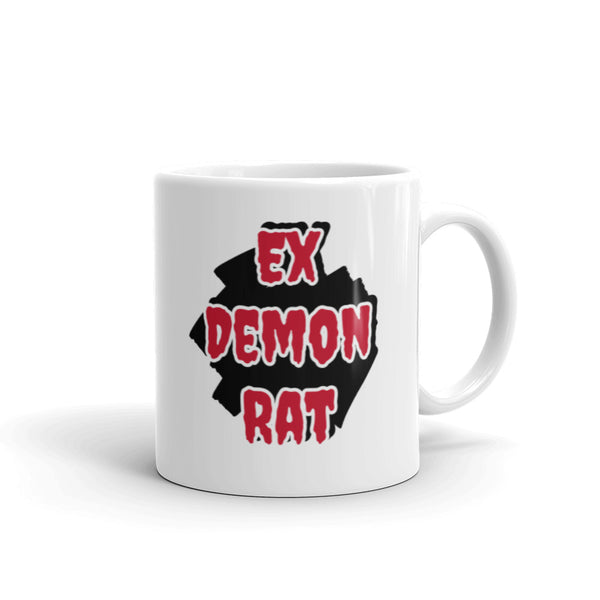 Punk Ex Demon Rat Mug