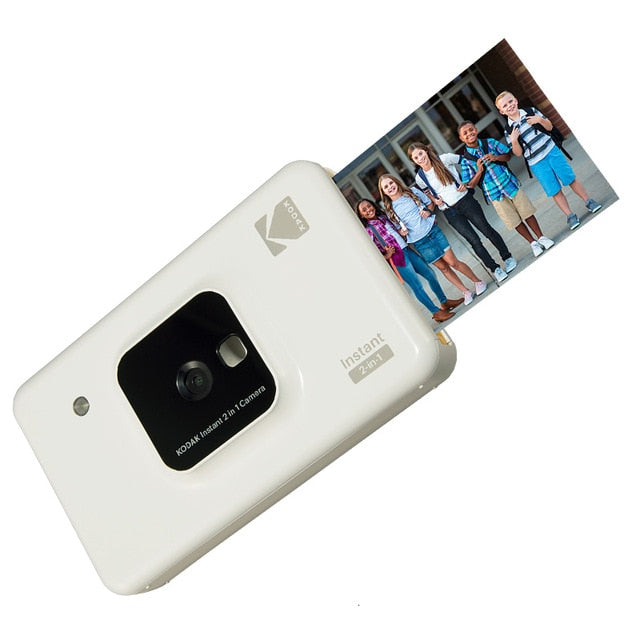 KODAK C210 Instant 2 in 1 Digital Camera Mini shot upgrade version Social Media Portable Photo Printer LCD Display Color Prints