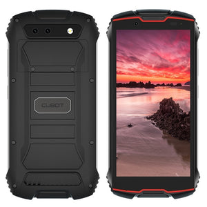 Cubot KingKong 4 inch mini shockproof mobile phone Android 9.0 4G LTE Rugged Smartphone 2000mAh 3GB+32GB 13MP Camera Unlock