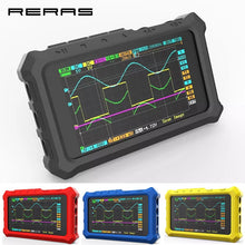 Load image into Gallery viewer, Silicone Protective Case Cover for MINI Nano DSO213 DS213 DS203 Digital Oscilloscope Digital DSO 213 DS 213 Portable Storage Bag