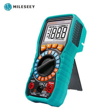 Load image into Gallery viewer, Mileseey NCV Digital Multimeter Auto Ranging AC/DC voltage meter Flash light Back light Large Screen