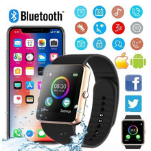Load image into Gallery viewer, Smart Watch 2020 New GT08 Plus Support TF SIM Card Anti lost SmartWatch Bluetooth Touch Screen Sport Wrist Watch For IOS Android
