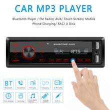Load image into Gallery viewer, Car Radio Multimedia Player Auto Radio 1 Din 7'' Touch Screen Bluetooth FM Auto Audio Player Stereo Car Electronics