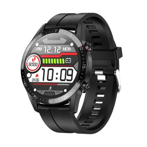 all in 1 Smart watch 2020 smartwatch 1.3 inch full screen heart rate blood pressure IP68 bluetooth call for men Android IOS