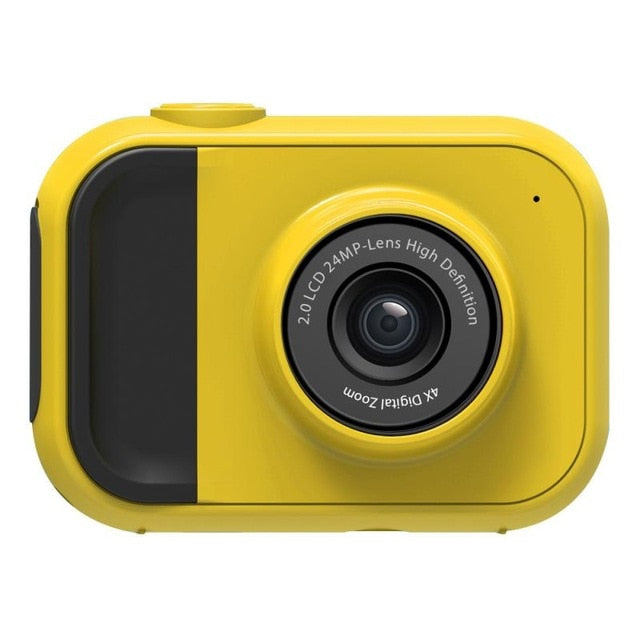 Professional Children Photo Camera Undefined Full HD 1080P Portable Digital Video Camera 4x Zoom Kids Camera Children's Camera