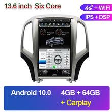 Load image into Gallery viewer, KiriNavi Vertical Screen Tesla Style 10.4'' Android 9.0 For Opel ASTRA J Buick Car Radio Car Multimedia Dvd Navigatio 2009-2015