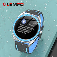 Load image into Gallery viewer, LEMFO Smart Watch Men IP67 Waterproof Heart Rate Blood Pressure Monitoring 2020 smart watches for Android IOS