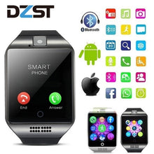 Load image into Gallery viewer, DZLST 2020 New Q18S Smart Watch Support SIM TF Card Bluetooth Clock Smartwatch Music Camera Smart Watches for IOS Android Phone