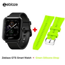 Load image into Gallery viewer, Zeblaze GTS Smart Watch for Phone-Calls Smartwatch Fitness Sleep Heart Rate Blood Pressure Monitor IP67 Waterproof Smart Watches