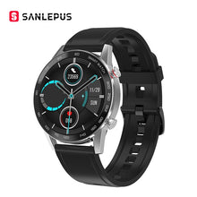 Load image into Gallery viewer, 2020 SANLEPUS ECG Smart Watch Bluetooth Calls For Men IP68 Waterproof Smartwatch Blood Pressure Monitor For Android Apple Xiaomi
