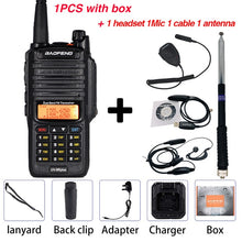 Load image into Gallery viewer, Hot 10W Baofeng UV-9R Plus Walkie Talkie Waterproof UV9R plus Dual Band Portable CB Ham Radios 9rhp FM Transceiver Two Way Radio