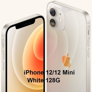 "Authentic Original Brand New iPhone 12/12 Mini 5G 6.7/5.4"" XDR Display PD Charger as Gift A14 Bionic IOS 14 Smartphone Bluetooth"
