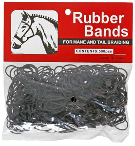 Mane Plaiting Bands Pack