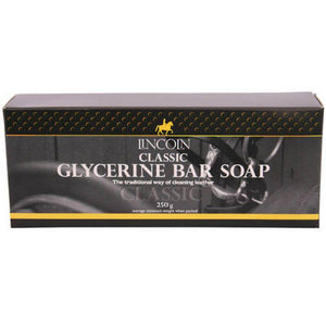 Lincoln Glycerine Saddle Soap