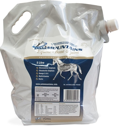 Palamountain Equine Bone & Joint 2.5ltr