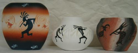 Kokopelli Pottery