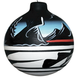 Mountain Storm Windbell Ornament -(23143)