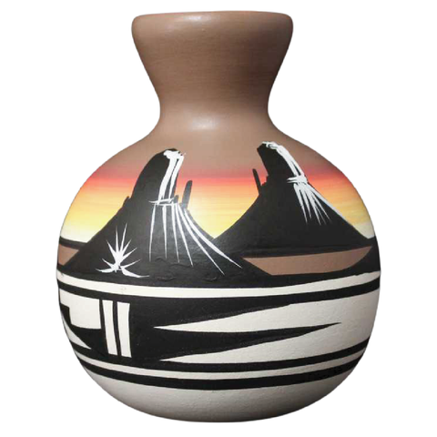 Desert Rainbow  4 x 5 1/2 Ball Jar -(11014)