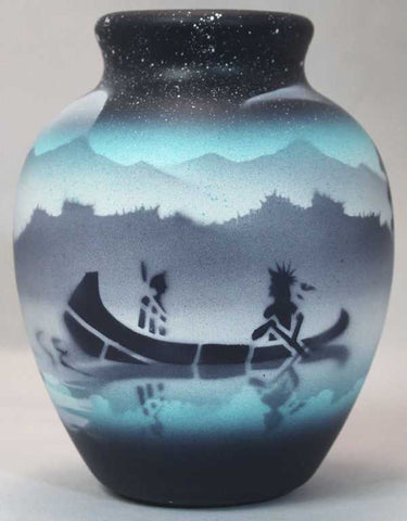 Native Dream  Jar