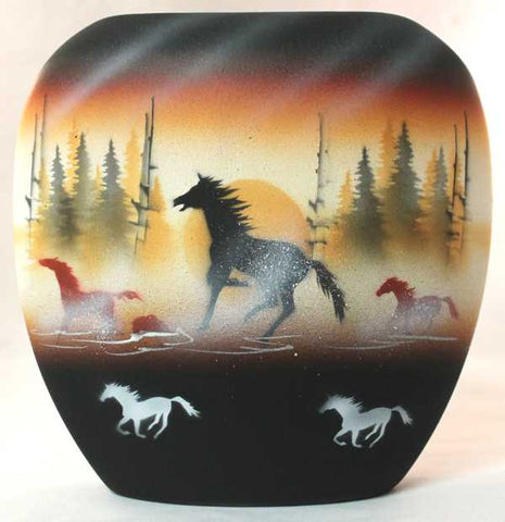 Born Free Pillow Vase