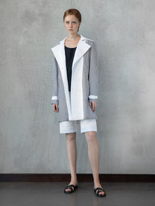 Double Face Trech Coat