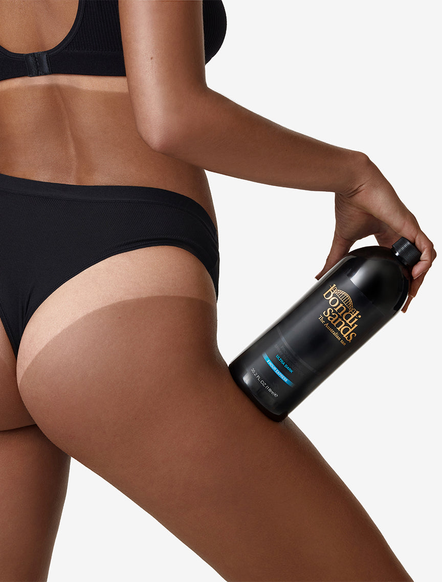 Salon Solution Two Hour Express Ultra Dark Spray Tan Solution