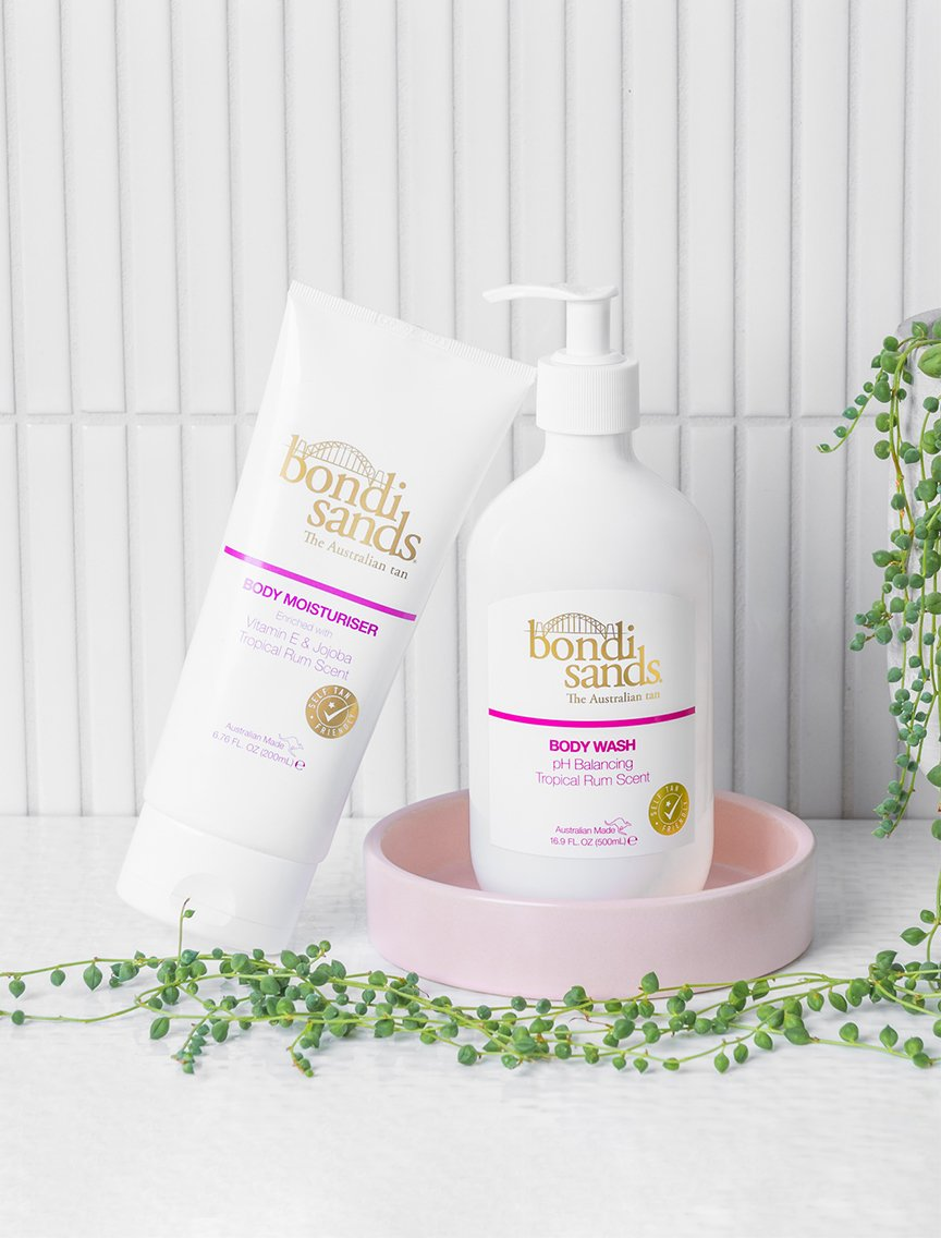 Tropical Rum Body Moisturizer