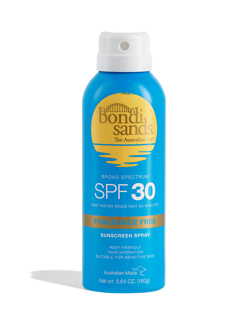 Reef Friendly SPF 30 Fragrance Free Sunscreen Spray
