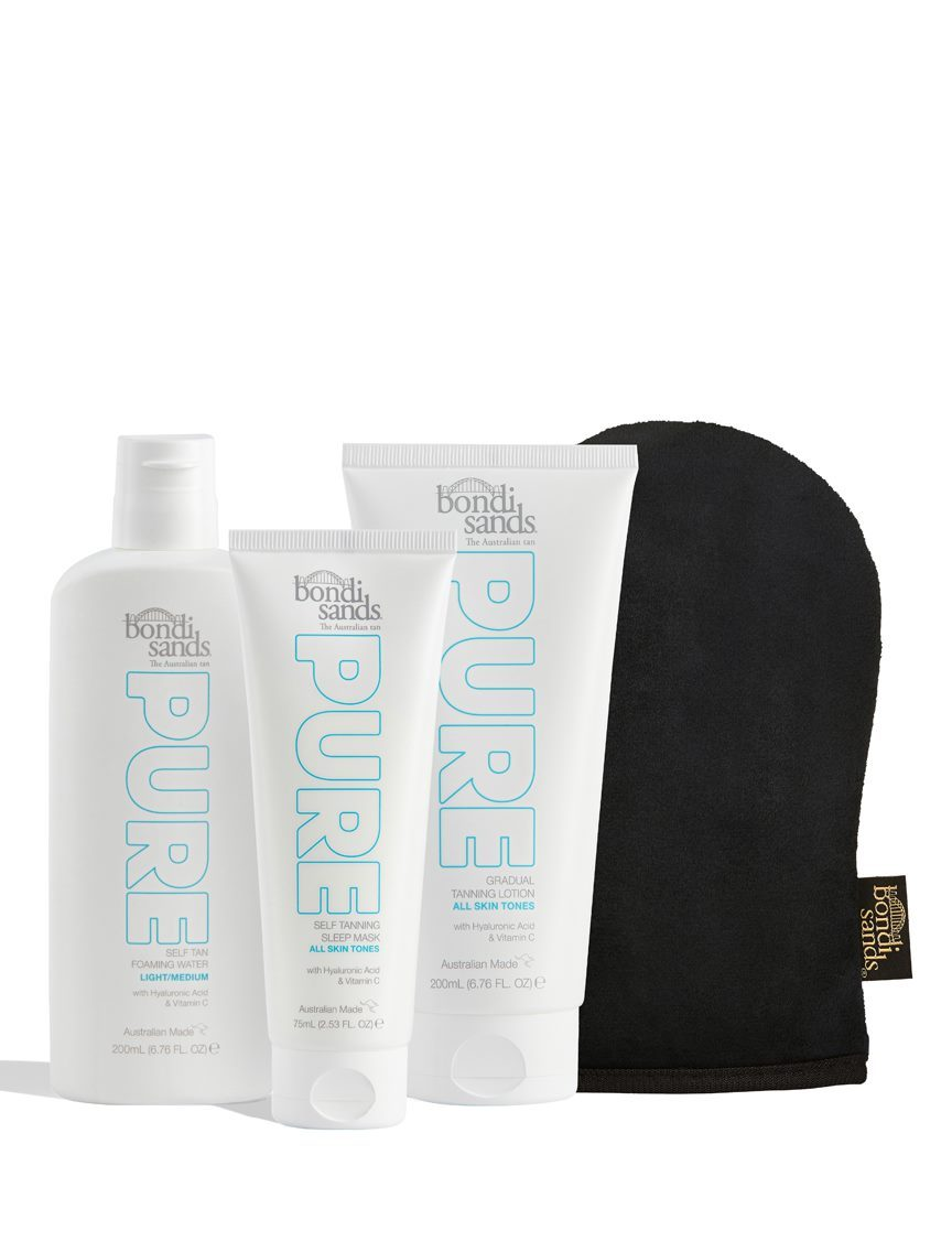 Bondi Sands Pure Essentials Bundle