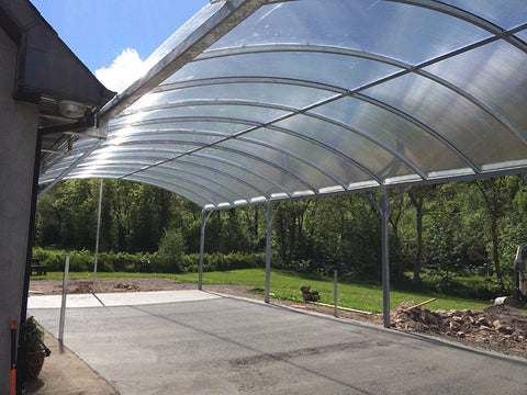 multiwall polycarbonate sheets Ireland