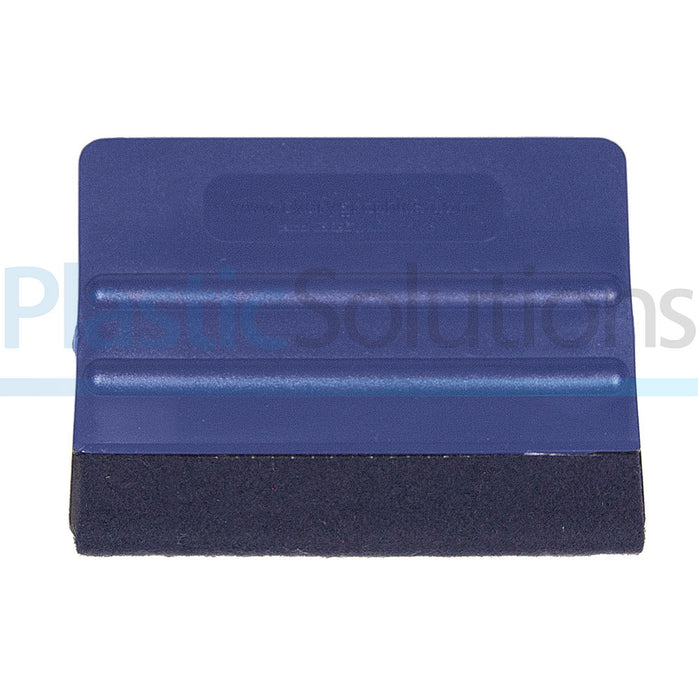 Squeegee with Felt edge