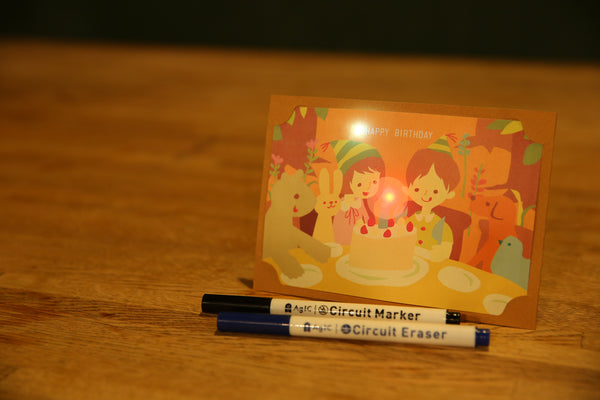 Starter Kit - Make your own light-up card stand