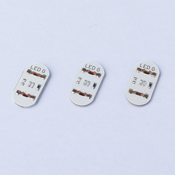 LED Tags [3 pcs]