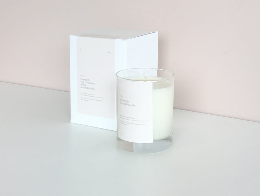 Spring Seasonals Scented Candle