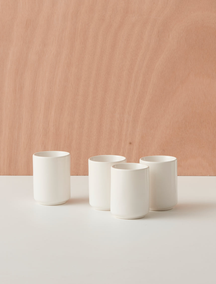 Ceramic Twin Wall Cup
