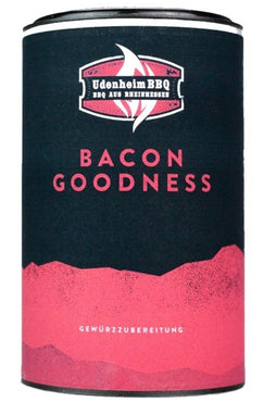 Bacon Goodness Rub 120gr Udenheim BBQ - Grillbilliger