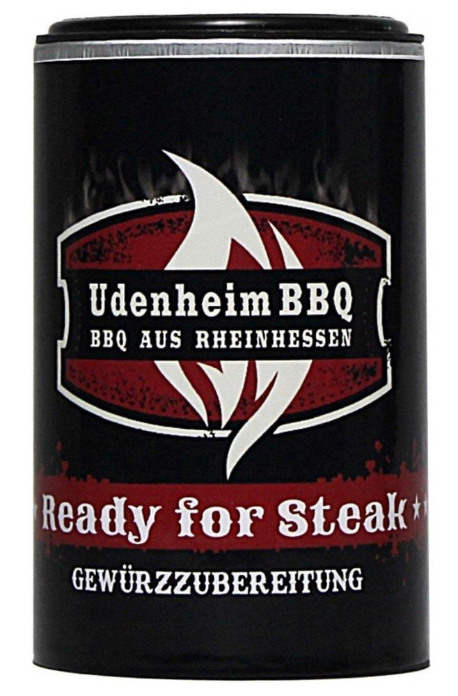 Ready for Steak, UdenheimBBQ Pfeffermix 90gr - Grillbilliger