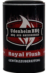 Royal Flush Rub Udenheim BBQ 350gr - Grillbilliger