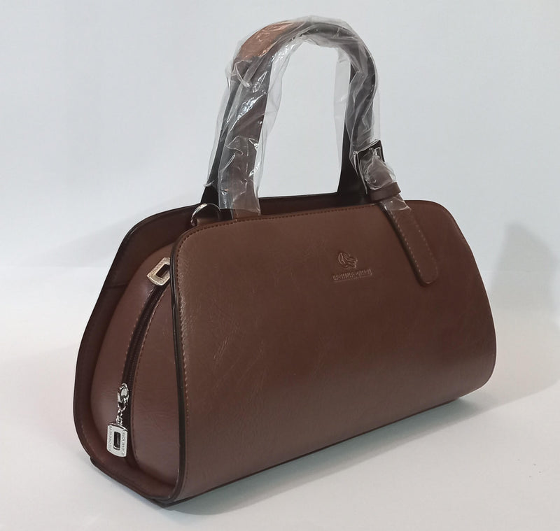 Babibaobei Brown Hand Bag
