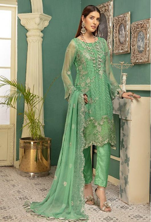 Festive Chiffon Collection Vol-2 - MulberryFeel
