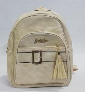 White Backpack - MulberryFeel